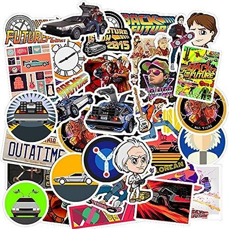 50pcs Galaxy Aufkleber Cartoon Skateboard Gepäck Aufkleber Laptop Telefon