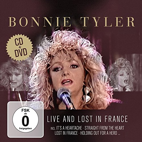 Bonnie Tyler - Live & Lost In France [cd  Dvd] - Zortam Music