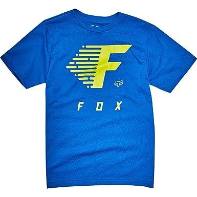 Fox Joven decoloración, para Camiseta de T a Seguir: Amazon.es: Coche y moto