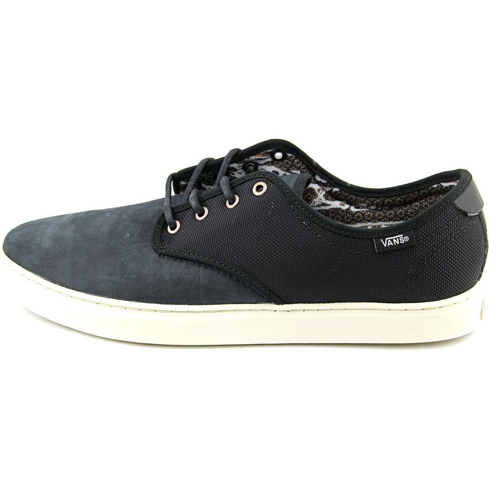 Vans para Hombre Ludlow Protectores de Calcetines para Zapatillas Deportivas, Color Negro, Talla 43 EU: Amazon.es: Zapatos y complementos