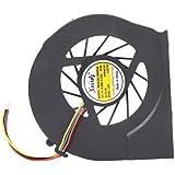 S-Voice HP Pavilion G6-2000 G6-2201AX Series 683193-001 Laptop CPU Cooling Fan (Black)