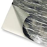 DEI 010461 Reflect-A-Cool Heat Reflective Adhesive Backed Sheets, 12'' x 24''