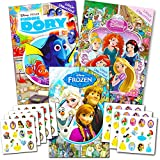 Disney Look and Find Books for Kids -- Set of 3 Disney Find It Books Featuring Disney Princess, Frozen and More!