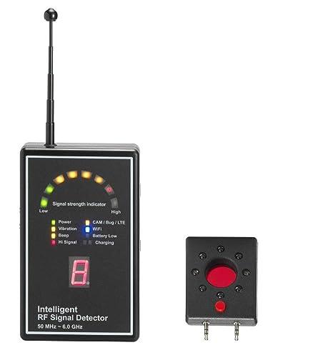 Spy Matriz Pro-Max ley grado profesional seguridad detector de Bug – la última mano