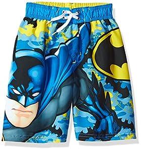 Warner Brothers Boys' Batman Swim Shorts at Gotham City Store