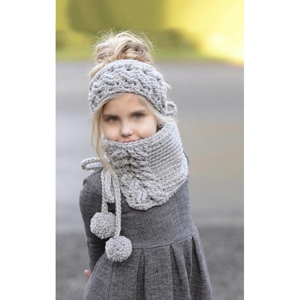 Gorro-bufanda de invierno bebé 0d749b5c848