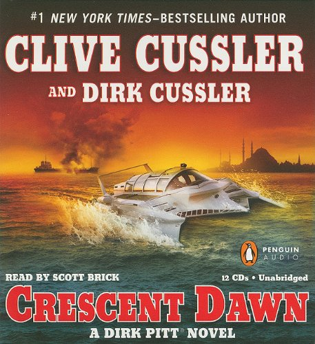 Download Crescent Dawn (Dirk Pitt Adventure) pdf