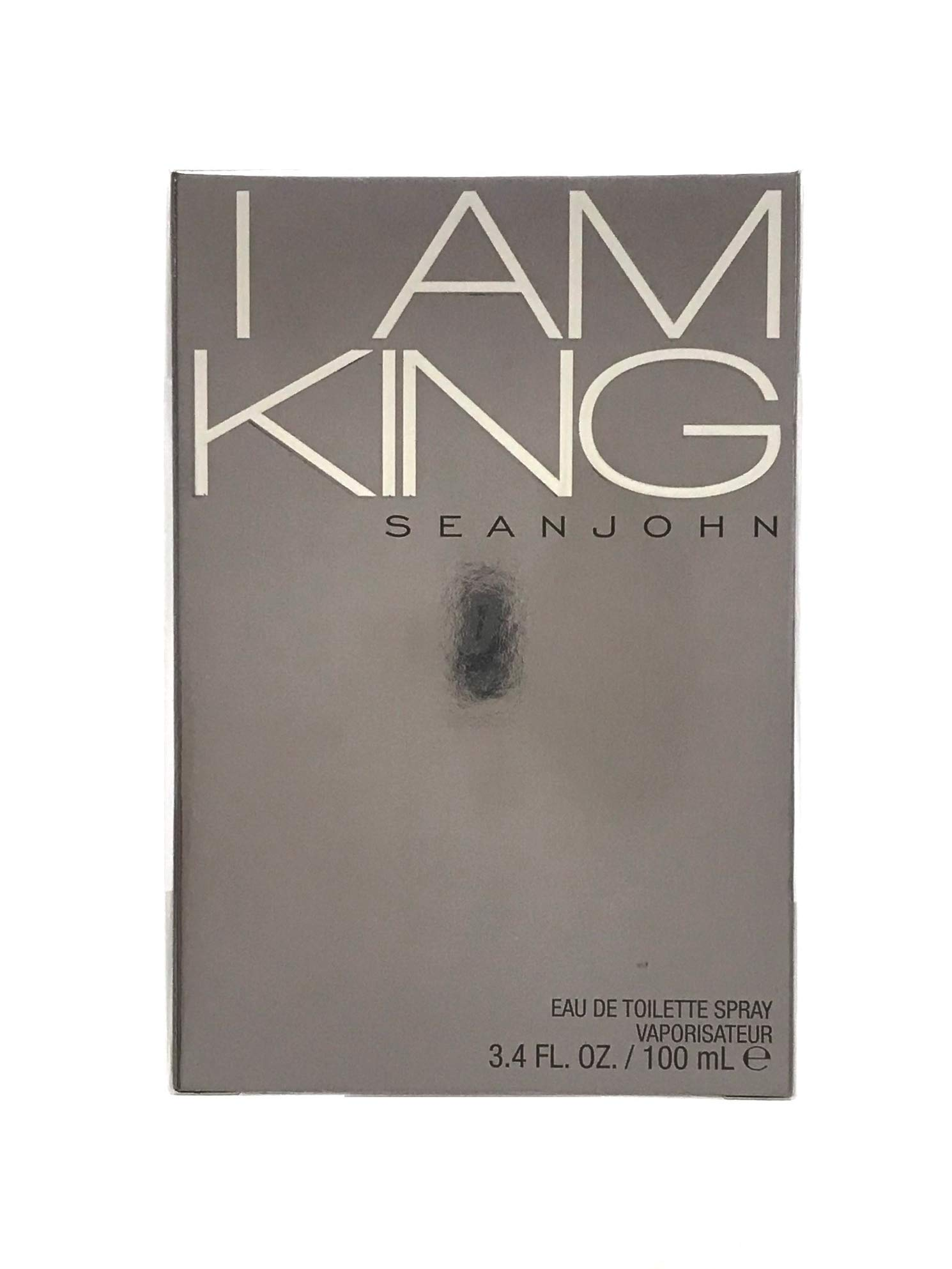 I Am King by Sean John for Men - 3.4 Ounce EDT Spray by Sean John