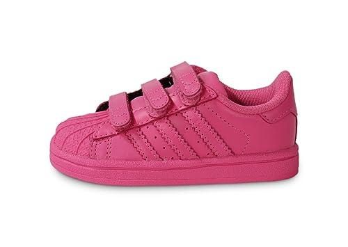 adidas superstar rosa bambina