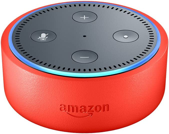 Echo Dot Kids Edition (1st Gen) - Red