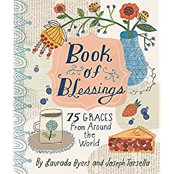 Book of Blessings: 75 Graces from Around the World (Miniature Editions)