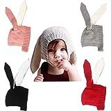 xsby Baby Kids Boy Girl Knitted Crochet Rabbit...