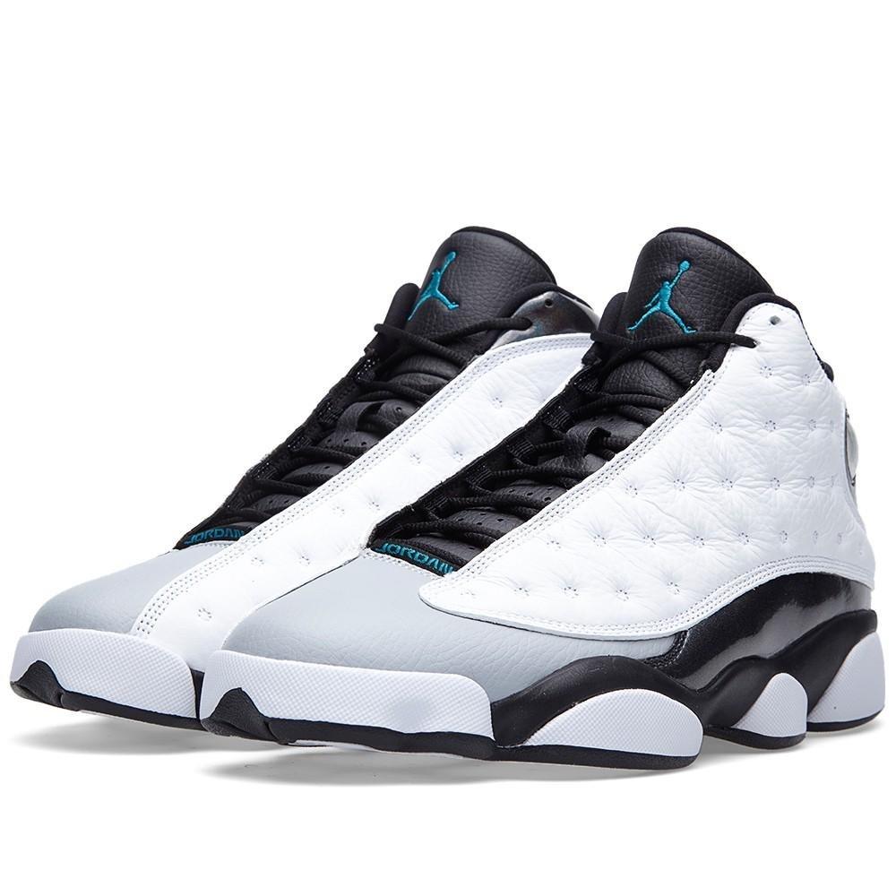 buy online 2c94a d72fd Amazon.com   Air Jordan 13 Retro  Barons  - 414571-115 - Size 13.5    Basketball
