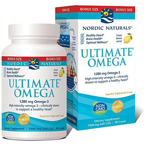 The 10 best ultimate omega fish oil for 2019