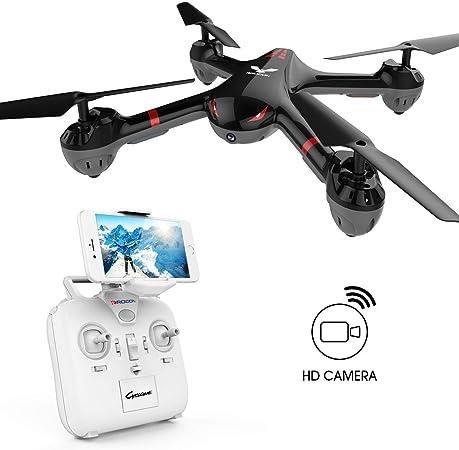 DROCON Drone For Beginners X708W Wi Fi FPV Tr