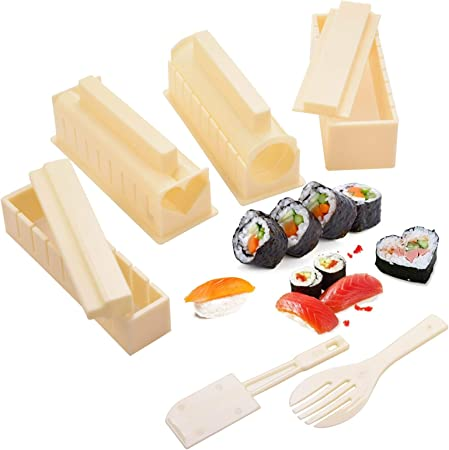 1 Set Sushi Making Tools Rice Roll Mould for Catering Store Home
