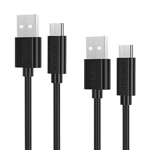 142 opinioni per [2 Pezzi] Cavo USB Type C, CHOETECH 1m+2m Cavo USB C a USB 2.0 per Galaxy Note