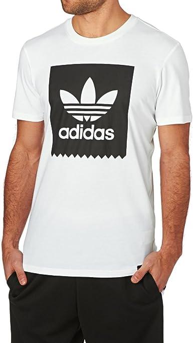 adidas Originals Mens Blackbird Logo Tee