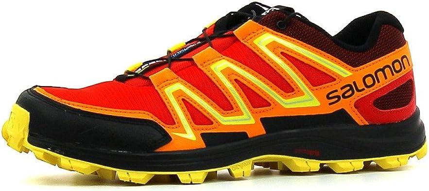Salomon Speedtrak M Chaussures homme avis test