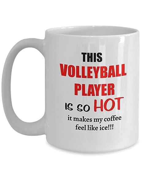 Amazon Volleyball Mug