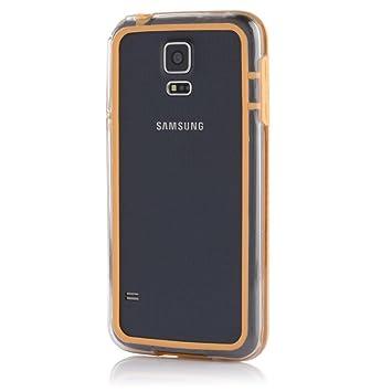 Kabiloo Carcasa Galaxy S4 Mini Carcasa, Moonmini® Cuero ...