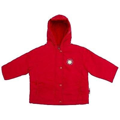 Brubaker Veste pour enfant fille Dupont Dual Action Revêtement Rouge Taille 92–104 rouge Rot 98
