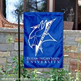 Elizabeth City State Vikings Garden Flag and Yard Banner