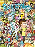 img - for The Art of Rick and Morty book / textbook / text book