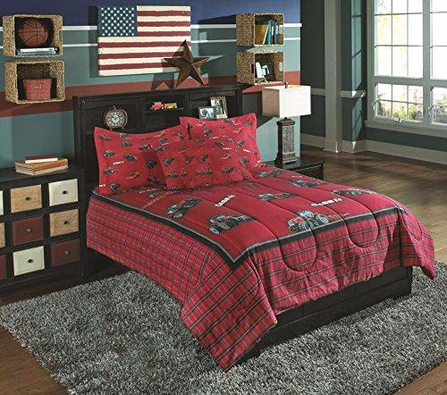 Birchwood Case IH Twin Size Comforter Set