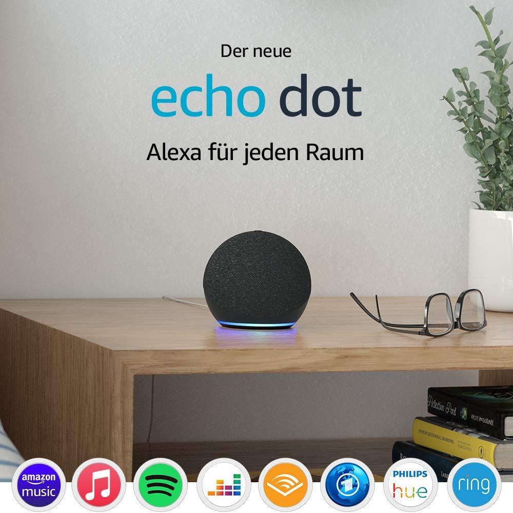 Echo Dot 4 Generation um 30,25€