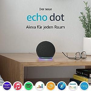 Der neue Echo Dot (4. Generation)   Smarter Lautsprecher
