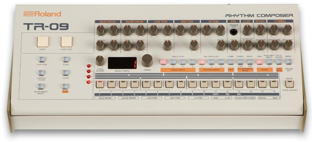 Roland TR-09 Boutique Rhythm Performer