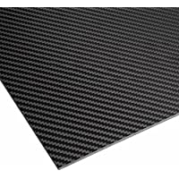 ZSJ 200X300X1.0mm 100% Carbon Fiber Sheet Panel Twill Matte Carbon Fiber Plate For RC Drone Aircraft 1pc/pack