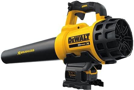 DEWALT DCBL720P1 20V MAX 5.0 Ah Lithium Ion XR Brushless Blower, Multicolor