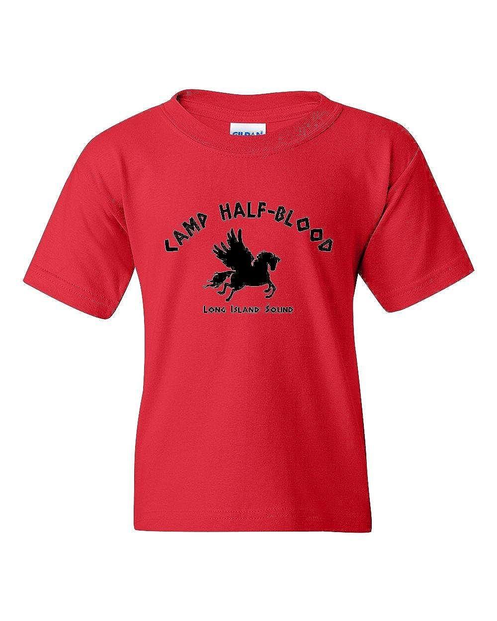 NIB Camp Half Blood T-Shirt Camp Half Blood Unisex Youth Shirts