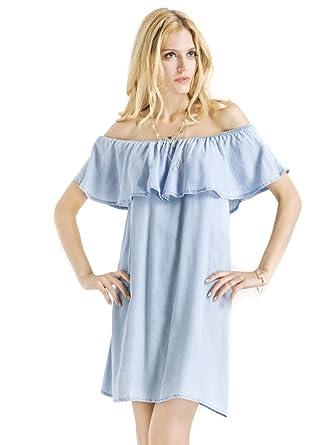 Off the Shoulder Ruffle Dresses