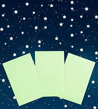Paraboo Etoiles Phosphorescentes Et Autocollants Lumineux Stickers Muraux Beaux Ou Stickers Muraux Pour Enfants Et Décoration Pour Chambre à Coucher