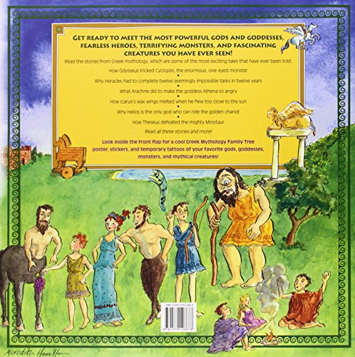 childs introduction to greek mythology the stories of