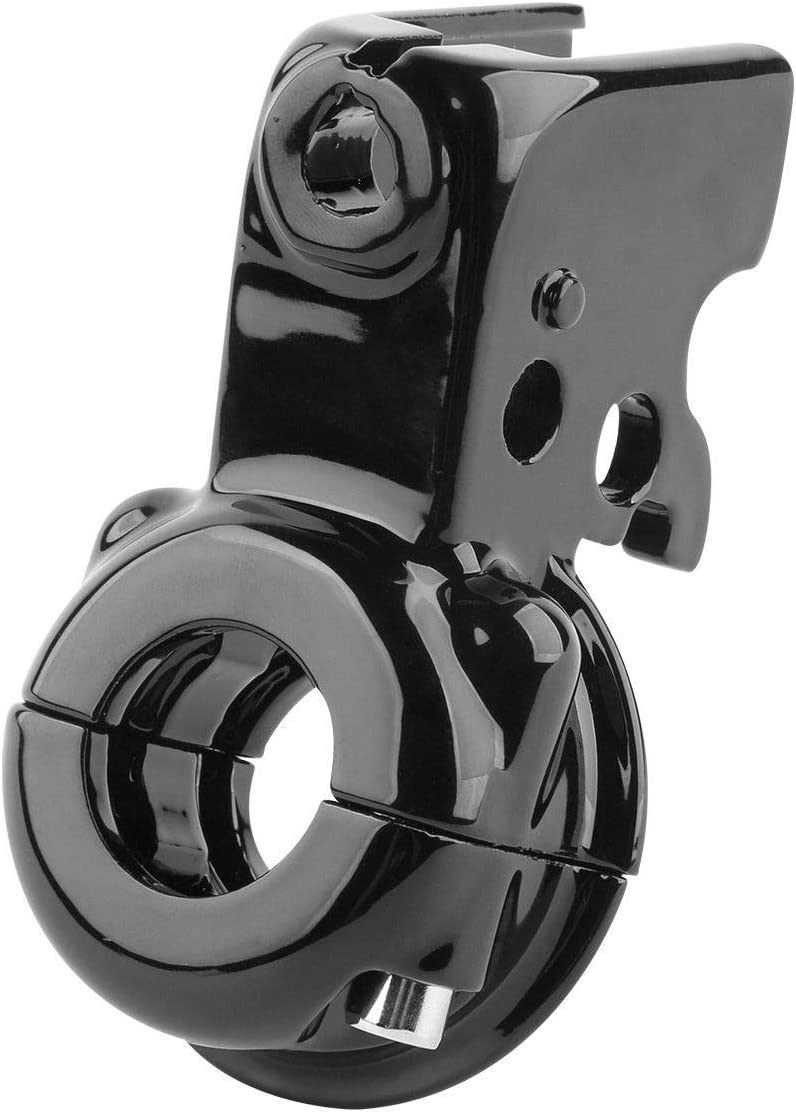 TCMT Clutch Lever Mount Bracket Perch Fits For Harley Touring Road King Electra Road Glide