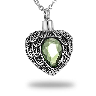 catprod in necklace heart main birthstone silver peridot nile sterling blue phab august pendant