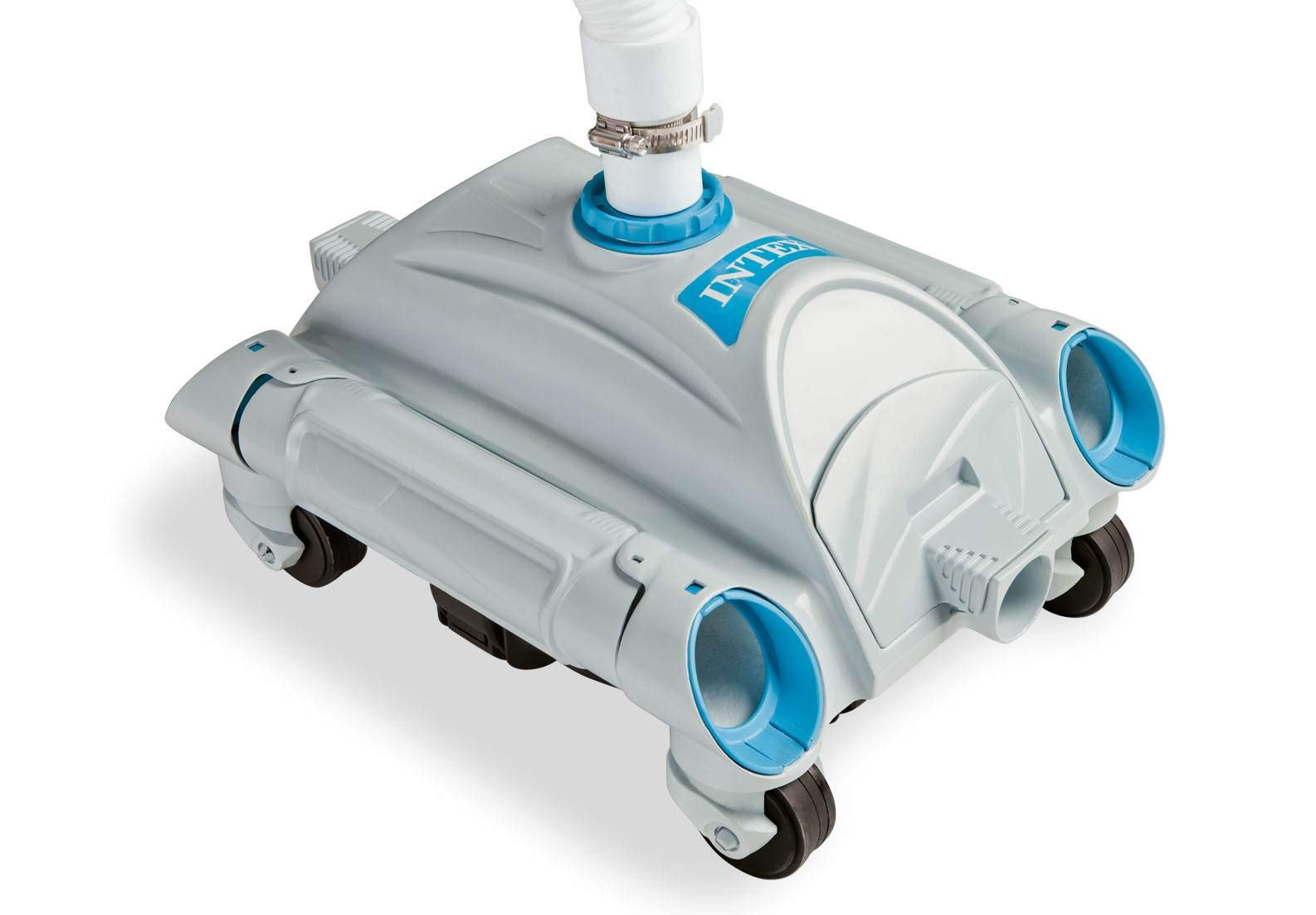 Intex Automatic Above Ground Pool Vacuum for Pumps 1600-3500 GPH & Skimmer Kit by Intex