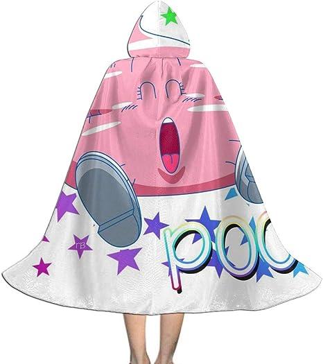 NUJSHF Arale Poop Dr Slump Capa con Capucha Unisex para niños ...
