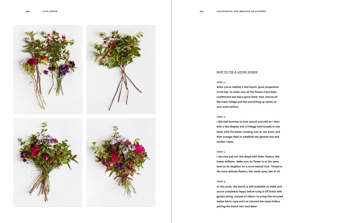 The Discovering the Meaning of Flowers: Love Found, Love