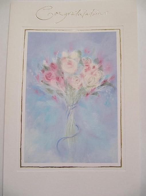 Al Matrimonio Auguri O Congratulazioni : Bouquet di fiori congratulazioni di matrimonio o anniversario