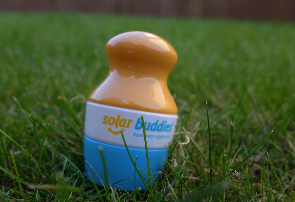 Solar Buddies Child Friendly Sunscreen Applicator