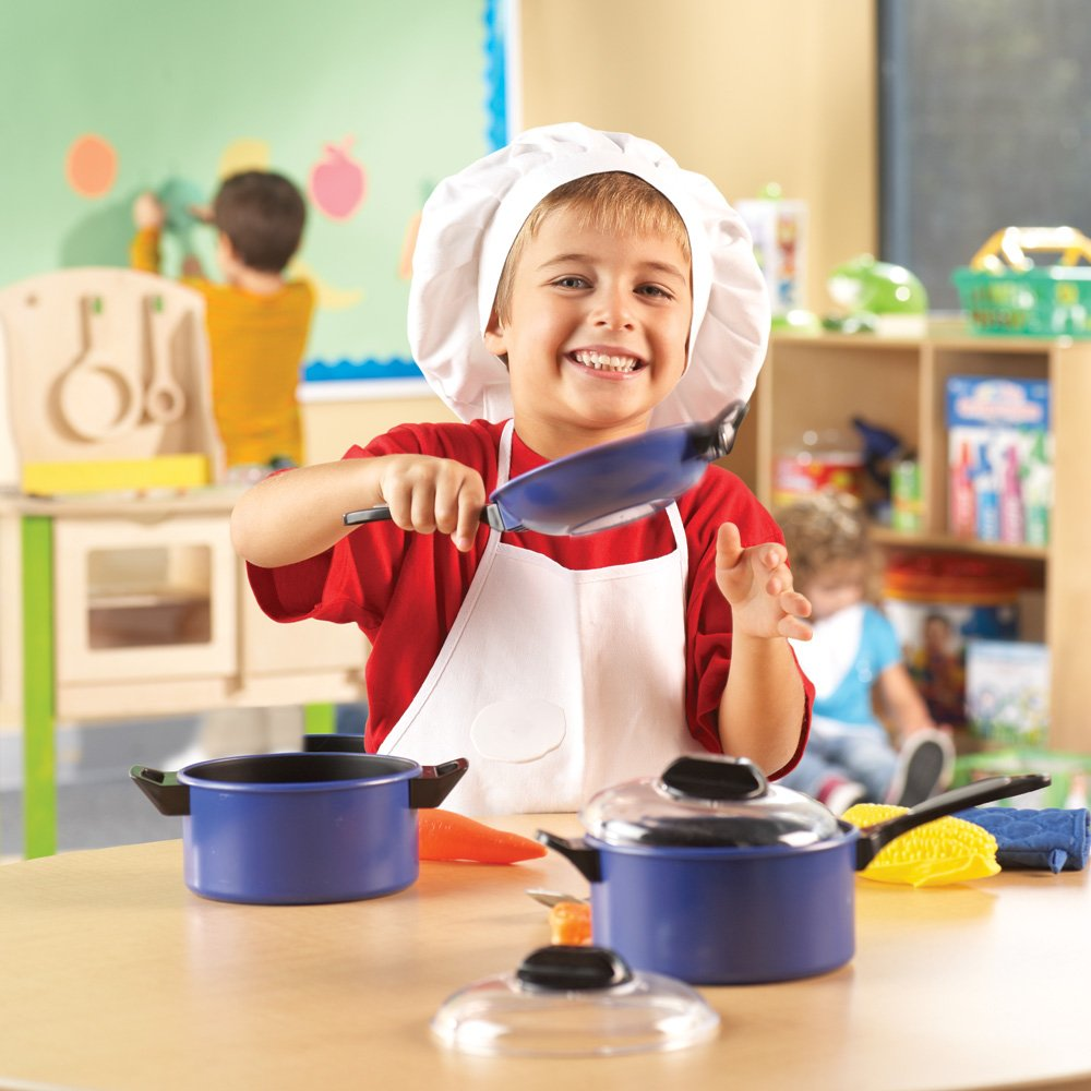 Learning Resources Top-Chef Kitchen Gear Designed to Look Like The Real Thing by Learning Resources (Image #2)