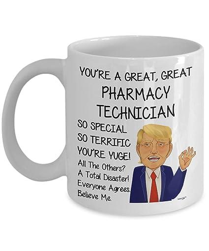 Amazon Pharmacy Technician Coffee Mug