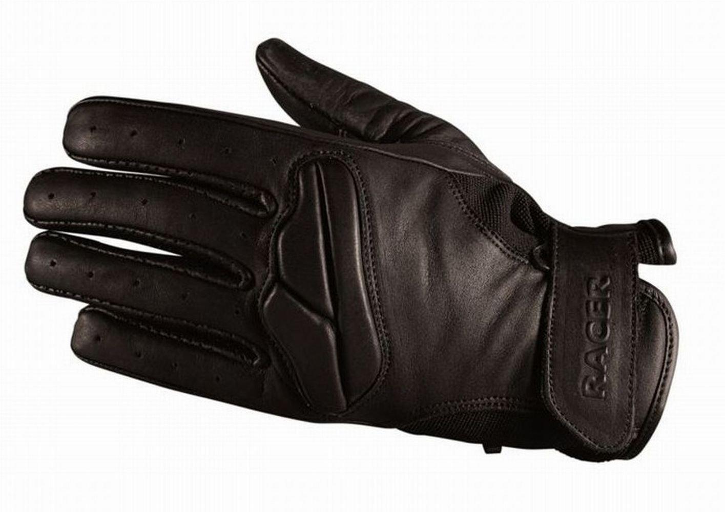 Racer Field Handschuh, Schwarz, Grö ß e L Scotland 20803