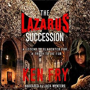 The Lazarus Succession Audiobook