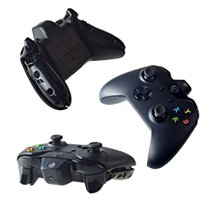 Mcbazel Brook X One Adapter for Xbox One Controller to PS4 Nintendo Switch Remap Turbo Wireless Adapter & Rechargeable Battery